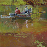 Robert Bissett - Fishing Boat