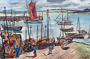 Aljo Beran - Fishing Boats