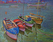 Philip Gianni - Fishing Boats