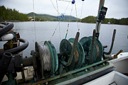 Mechanism Photo Originals - Fishing by Graham Foulkes
