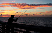 Brian M Lumley - Fishing in Nags Head