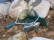 Fishing Net Print by Kerri Mortenson