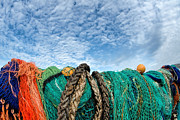 Susie Peek-Swint - Fishing Nets And...