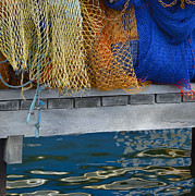 Jillian Ryder - Fishing Nets on the...