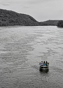 Gone Fishing Photos - Fishing on the Delaware by Lee Dos Santos