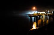 Brian Xavier - Fishing Pier at Night