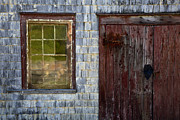 Allan MacDonald - Fishing Shed  Textures