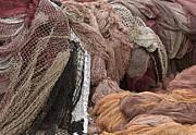 Fishnets Print by Frank Tschakert