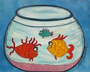 Molly Roberts - Fishy Friends