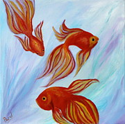 Parul Mehta - Fishy Trio
