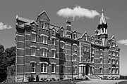 Tennessee Photos Prints - Fisk University JubileeHall Print by University Icons