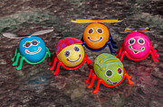 Sue Smith - Five Easter Egg Bugs