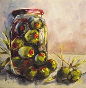 Olives Originals - Five Outside by Angela Sullivan