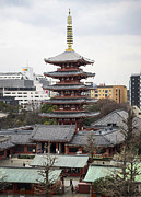For Ninety One Days - Five Story Pagoda At...