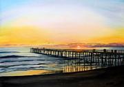 Todd Derr - Flagler Beach Sunrise