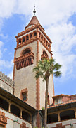 St. Augustine Posters - Flagler Tower Poster by Rich Franco