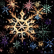 Twinkle Originals - Flakes by Karen  Ferrand Carroll