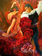 Sylva Zalmanson - Flamenco couple AA