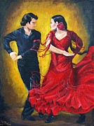 Jeremy Reed - Flamenco