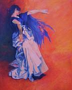 Flamenco-john Singer-sargent Print by Dagmar Helbig