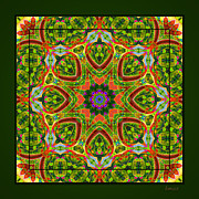 Kaleidoscope Originals - Flaming Neck Kaleidoscope by Barbara MacPhail