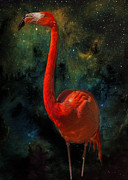 James Bethanis - Flamingo no 1