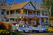 Country Store Metal Prints - Flashback Metal Print by Kathy Jennings