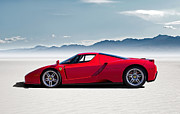 Salt Flats Digital Art - Flat Out  by Douglas Pittman