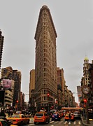 New York City Photos - Flatiron by Benjamin Yeager