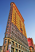 Randy Aveille - Flatiron Building Profile