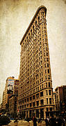 Building Digital Art - Flatiron DIstrict by Jessica Jenney