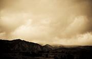 Marilyn Hunt - Flatirons Sky