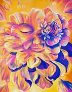 Vibrant Pastels Originals - Fleeting by Hannah Circenis
