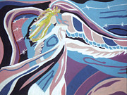 Conceptual Pastels - Fleetwood Angel by Mike Manzi