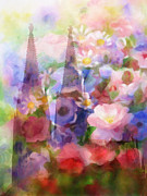 Flowers Scent Digital Art - Fleur de Cologne by Lutz Baar