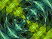 Digital Art - Float Abstract Pattern 7 by Angelina Vick