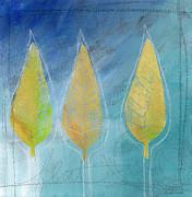 Floating Print by Linda Woods
