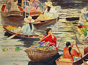 Terry Holliday - Floating Market
