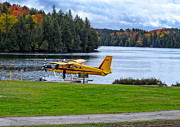 Les Palenik - Floatplane In Fall