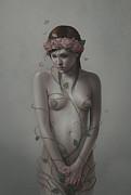 Flora Print by Diego Fernandez