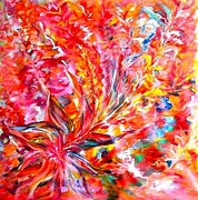 Bhvinder Kaur Sidhu - Floral Abstract