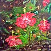 Annette Forlenza - Floral And Grass