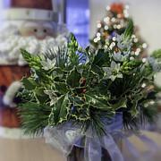 Lynn Palmer - Floral Christmas Arrangement