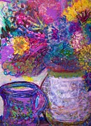 Anne-Elizabeth Whiteway - Floral Fantasia with Cup