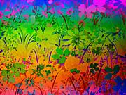 Judy Palkimas - Floral Rainbow