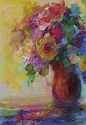 Mary Wolf - Floral Still Life