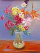 League Originals - Floral Symphony by Patricia Kimsey Bollinger