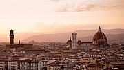 Architect Framed Prints - Florence Framed Print by Francesco Emanuele Carucci