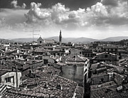Florence Italy - 01 Print by Gregory Dyer