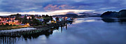 Old Home Place Photos - Florence Oregon Pano by Ken McDougal